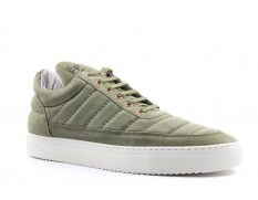 Filling Pieces LOWTOP PADDED Green
