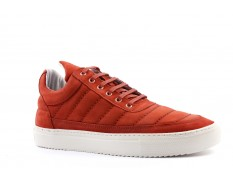 Filling Pieces LOWTOP PADDED Rosso