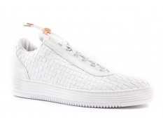 Filling Pieces LOWTOP TWIST Bianco